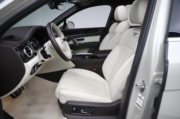 Used 2018 Bentley Bentayga Onyx Edition for sale $159,900 at Bugatti of Greenwich in Greenwich CT 06830 18