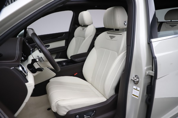 Used 2018 Bentley Bentayga Onyx Edition for sale $159,900 at Bugatti of Greenwich in Greenwich CT 06830 19