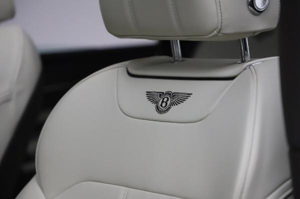 Used 2018 Bentley Bentayga Onyx Edition for sale $159,900 at Bugatti of Greenwich in Greenwich CT 06830 20