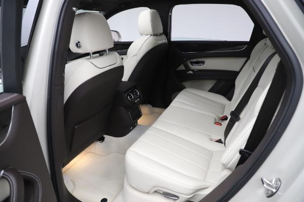 Used 2018 Bentley Bentayga Onyx Edition for sale $159,900 at Bugatti of Greenwich in Greenwich CT 06830 24