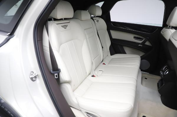 Used 2018 Bentley Bentayga Onyx Edition for sale $159,900 at Bugatti of Greenwich in Greenwich CT 06830 27