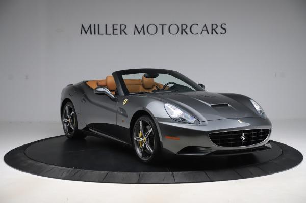 Used 2014 Ferrari California 30 for sale Call for price at Bugatti of Greenwich in Greenwich CT 06830 10