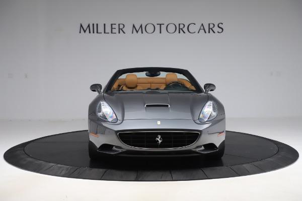 Used 2014 Ferrari California 30 for sale Call for price at Bugatti of Greenwich in Greenwich CT 06830 11