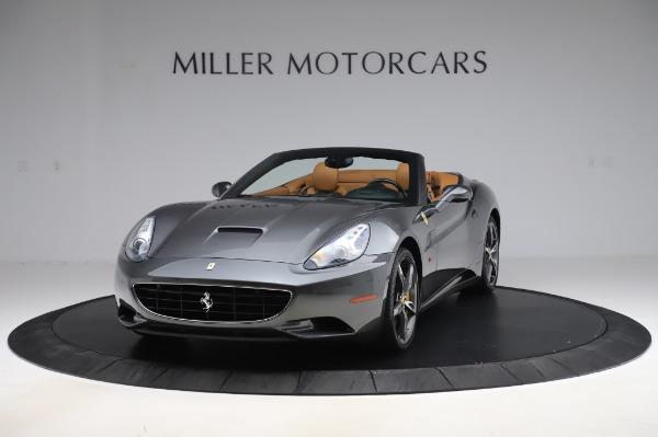 Used 2014 Ferrari California 30 for sale Call for price at Bugatti of Greenwich in Greenwich CT 06830 12