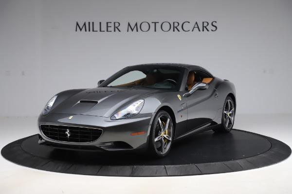 Used 2014 Ferrari California 30 for sale Call for price at Bugatti of Greenwich in Greenwich CT 06830 13