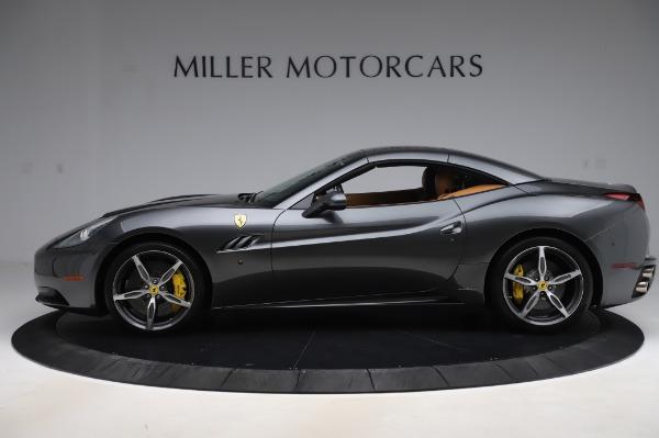Used 2014 Ferrari California 30 for sale Call for price at Bugatti of Greenwich in Greenwich CT 06830 14