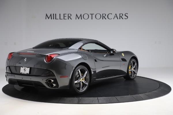 Used 2014 Ferrari California 30 for sale Call for price at Bugatti of Greenwich in Greenwich CT 06830 16