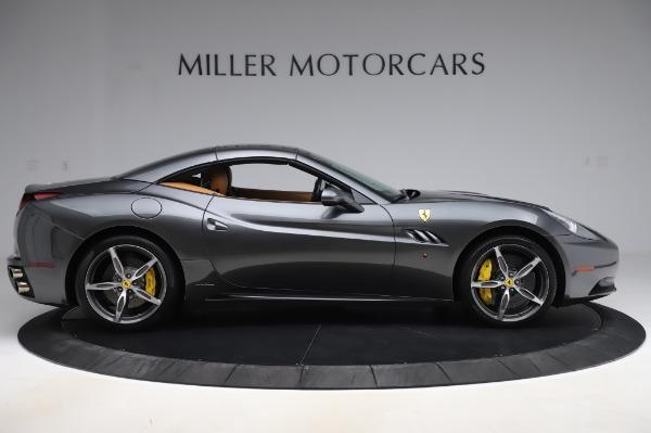Used 2014 Ferrari California 30 for sale Call for price at Bugatti of Greenwich in Greenwich CT 06830 17