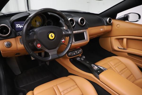 Used 2014 Ferrari California 30 for sale Call for price at Bugatti of Greenwich in Greenwich CT 06830 19