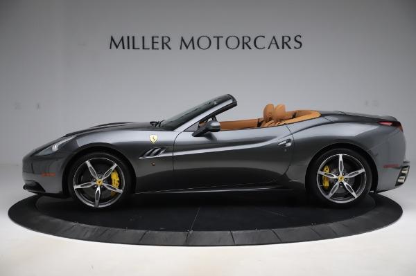 Used 2014 Ferrari California 30 for sale Call for price at Bugatti of Greenwich in Greenwich CT 06830 2
