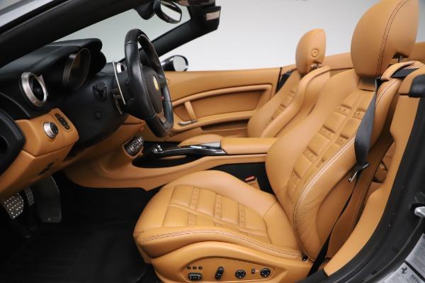 Used 2014 Ferrari California 30 for sale Call for price at Bugatti of Greenwich in Greenwich CT 06830 20