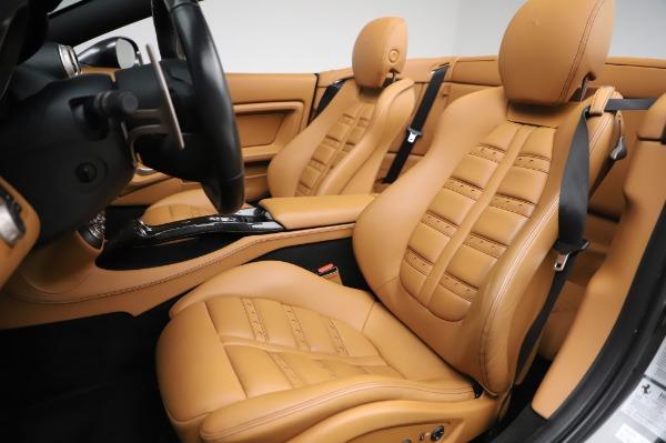 Used 2014 Ferrari California 30 for sale Call for price at Bugatti of Greenwich in Greenwich CT 06830 21