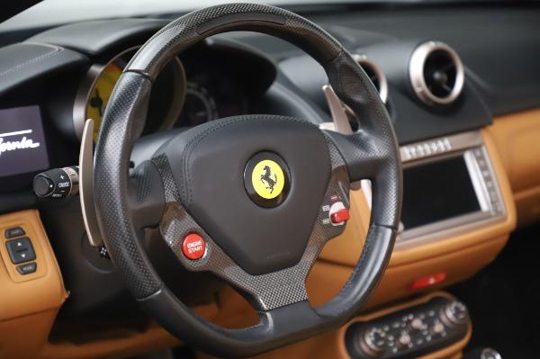Used 2014 Ferrari California 30 for sale Call for price at Bugatti of Greenwich in Greenwich CT 06830 22