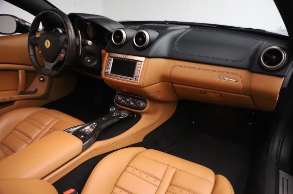 Used 2014 Ferrari California 30 for sale Call for price at Bugatti of Greenwich in Greenwich CT 06830 25