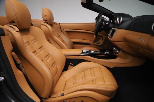 Used 2014 Ferrari California 30 for sale Call for price at Bugatti of Greenwich in Greenwich CT 06830 26