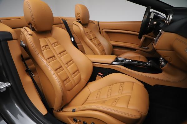 Used 2014 Ferrari California 30 for sale Call for price at Bugatti of Greenwich in Greenwich CT 06830 27