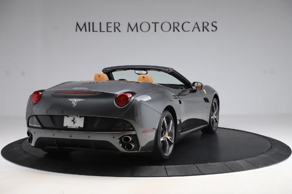 Used 2014 Ferrari California 30 for sale Call for price at Bugatti of Greenwich in Greenwich CT 06830 6