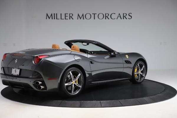 Used 2014 Ferrari California 30 for sale Call for price at Bugatti of Greenwich in Greenwich CT 06830 7