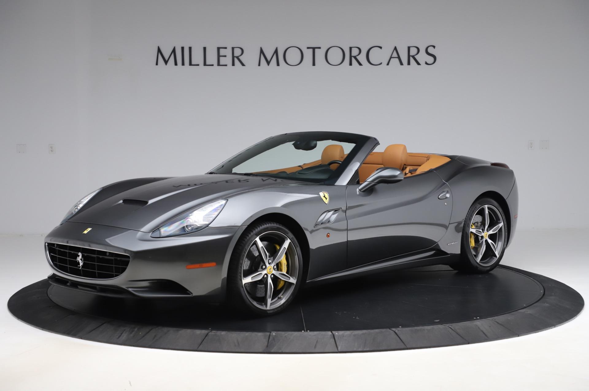 Used 2014 Ferrari California 30 for sale Call for price at Bugatti of Greenwich in Greenwich CT 06830 1
