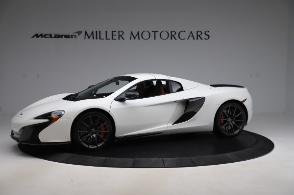 Used 2016 McLaren 650S Spider for sale $159,900 at Bugatti of Greenwich in Greenwich CT 06830 17