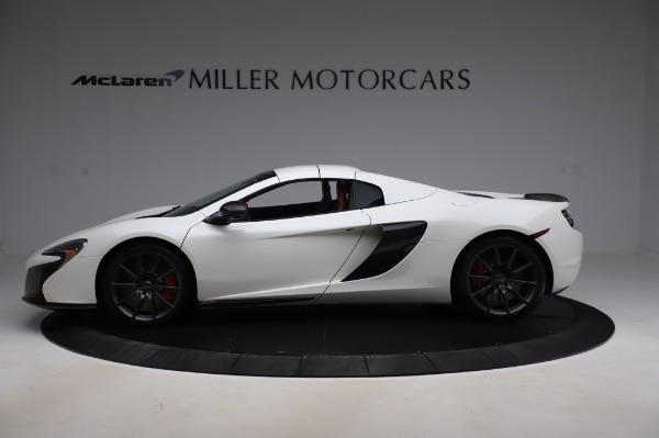 Used 2016 McLaren 650S Spider for sale $159,900 at Bugatti of Greenwich in Greenwich CT 06830 18