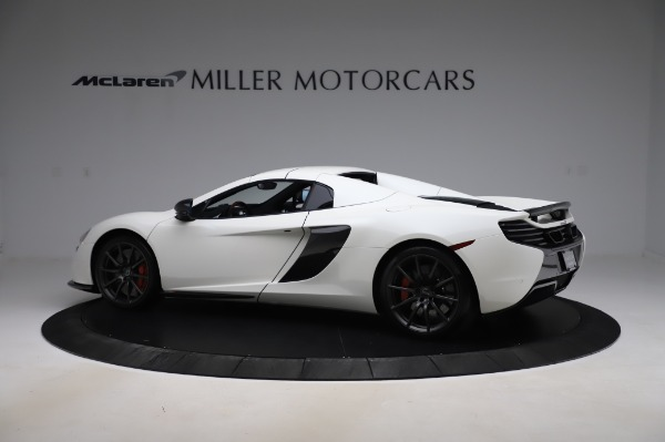 Used 2016 McLaren 650S Spider for sale $159,900 at Bugatti of Greenwich in Greenwich CT 06830 19