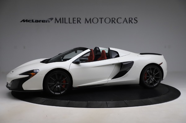 Used 2016 McLaren 650S Spider for sale $159,900 at Bugatti of Greenwich in Greenwich CT 06830 2