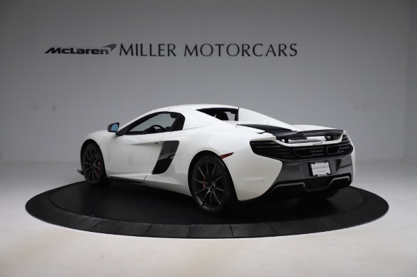 Used 2016 McLaren 650S Spider for sale $159,900 at Bugatti of Greenwich in Greenwich CT 06830 20