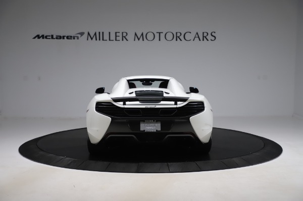 Used 2016 McLaren 650S Spider for sale $159,900 at Bugatti of Greenwich in Greenwich CT 06830 21
