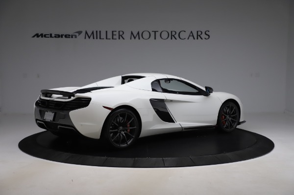 Used 2016 McLaren 650S Spider for sale $159,900 at Bugatti of Greenwich in Greenwich CT 06830 23