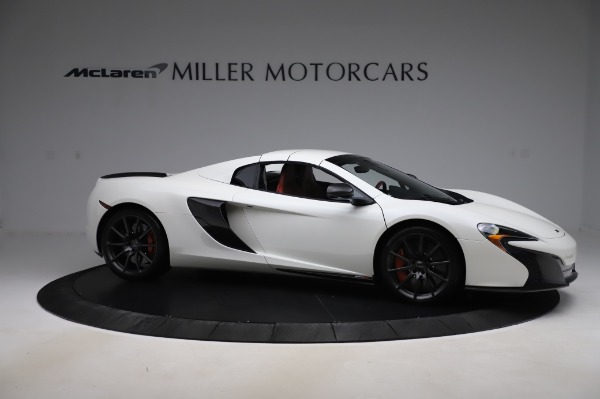 Used 2016 McLaren 650S Spider for sale $159,900 at Bugatti of Greenwich in Greenwich CT 06830 25