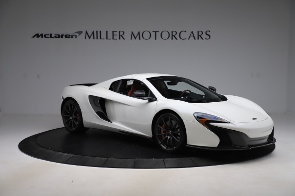 Used 2016 McLaren 650S Spider for sale $159,900 at Bugatti of Greenwich in Greenwich CT 06830 26