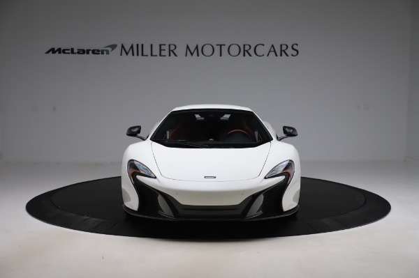 Used 2016 McLaren 650S Spider for sale $159,900 at Bugatti of Greenwich in Greenwich CT 06830 27