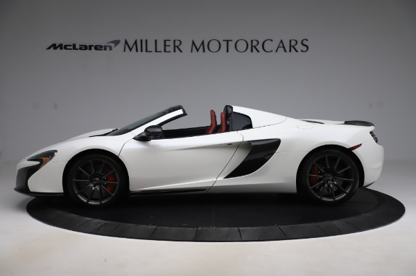 Used 2016 McLaren 650S Spider for sale $159,900 at Bugatti of Greenwich in Greenwich CT 06830 3