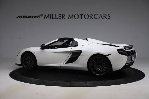 Used 2016 McLaren 650S Spider for sale $159,900 at Bugatti of Greenwich in Greenwich CT 06830 4