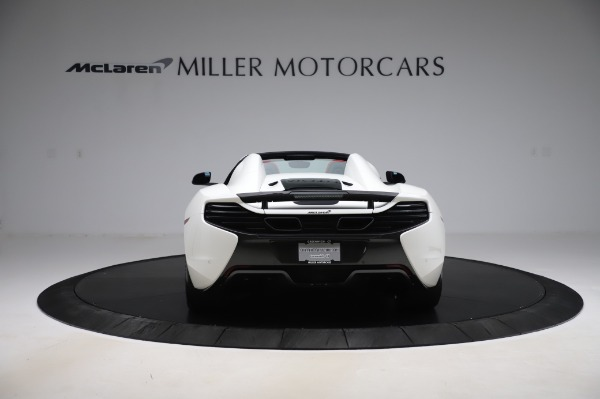 Used 2016 McLaren 650S Spider for sale $159,900 at Bugatti of Greenwich in Greenwich CT 06830 6