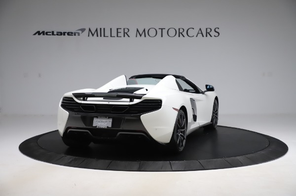 Used 2016 McLaren 650S Spider for sale $159,900 at Bugatti of Greenwich in Greenwich CT 06830 7