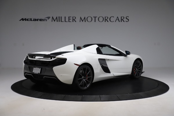 Used 2016 McLaren 650S Spider for sale $159,900 at Bugatti of Greenwich in Greenwich CT 06830 8