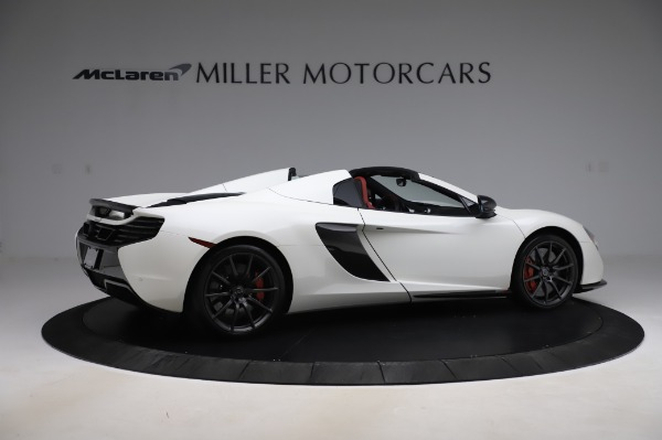 Used 2016 McLaren 650S Spider for sale $159,900 at Bugatti of Greenwich in Greenwich CT 06830 9