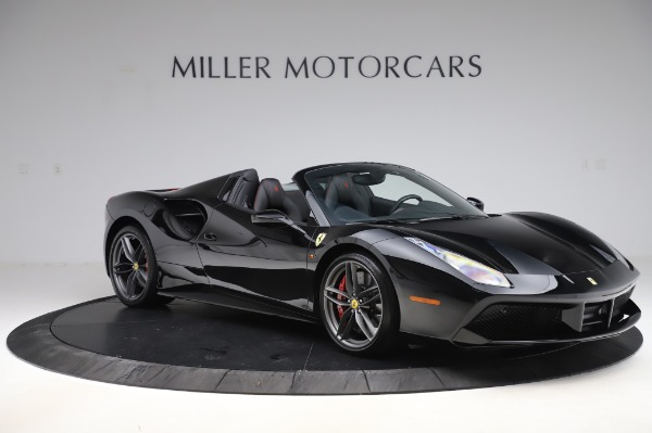 Used 2018 Ferrari 488 Spider for sale $289,900 at Bugatti of Greenwich in Greenwich CT 06830 11