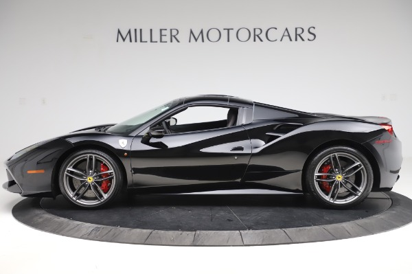 Used 2018 Ferrari 488 Spider for sale $289,900 at Bugatti of Greenwich in Greenwich CT 06830 15