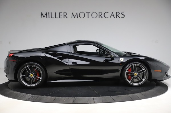 Used 2018 Ferrari 488 Spider for sale $289,900 at Bugatti of Greenwich in Greenwich CT 06830 16