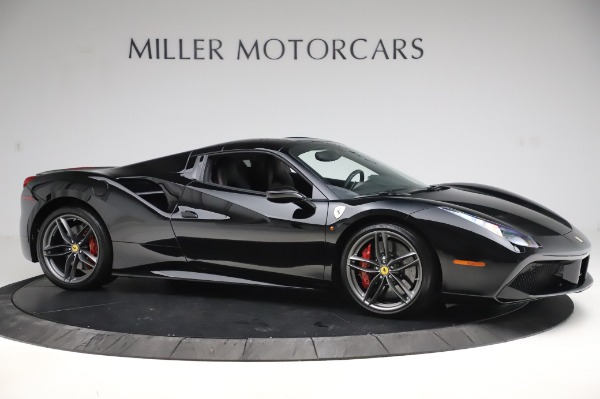 Used 2018 Ferrari 488 Spider for sale $289,900 at Bugatti of Greenwich in Greenwich CT 06830 17