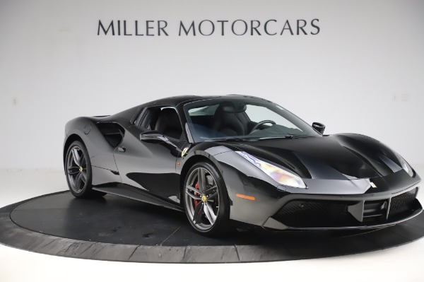 Used 2018 Ferrari 488 Spider for sale $289,900 at Bugatti of Greenwich in Greenwich CT 06830 18