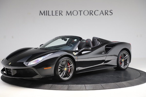 Used 2018 Ferrari 488 Spider for sale $289,900 at Bugatti of Greenwich in Greenwich CT 06830 2