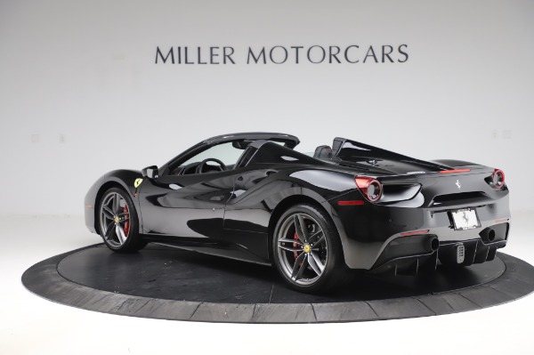 Used 2018 Ferrari 488 Spider for sale $289,900 at Bugatti of Greenwich in Greenwich CT 06830 5