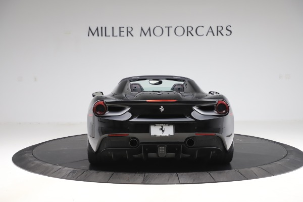 Used 2018 Ferrari 488 Spider for sale $289,900 at Bugatti of Greenwich in Greenwich CT 06830 6