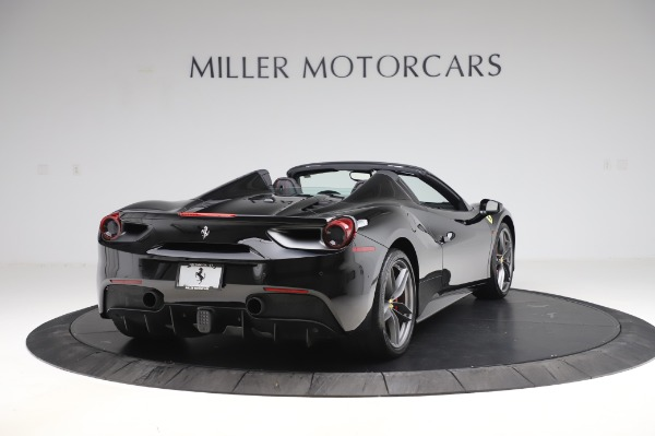 Used 2018 Ferrari 488 Spider for sale $289,900 at Bugatti of Greenwich in Greenwich CT 06830 7