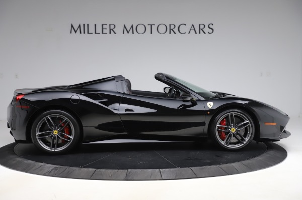 Used 2018 Ferrari 488 Spider for sale $289,900 at Bugatti of Greenwich in Greenwich CT 06830 9