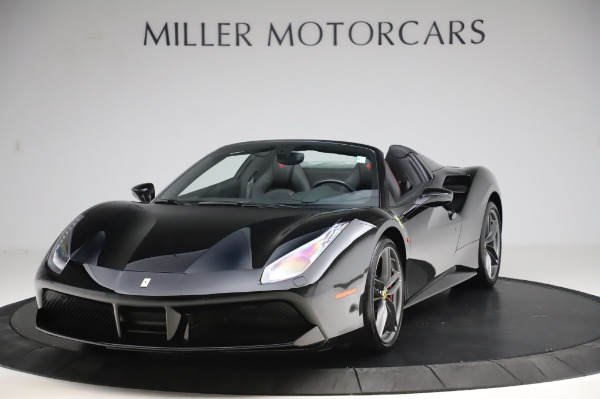 Used 2018 Ferrari 488 Spider for sale $289,900 at Bugatti of Greenwich in Greenwich CT 06830 1